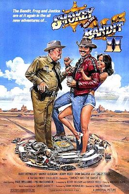 Smokey and the Bandit II Poster