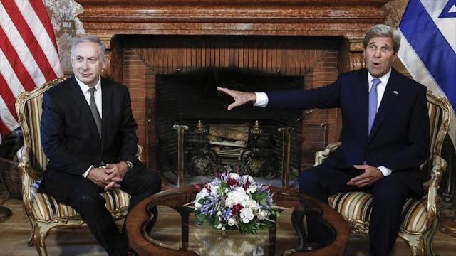 Kerry revela esfuerzos de Netanyahu para minar pacto nuclear iraní