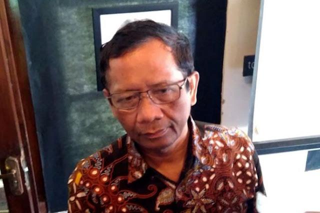 Saran Mahfud Md untuk Amien Rais dan KPU soal Lokasi Hitung Suara