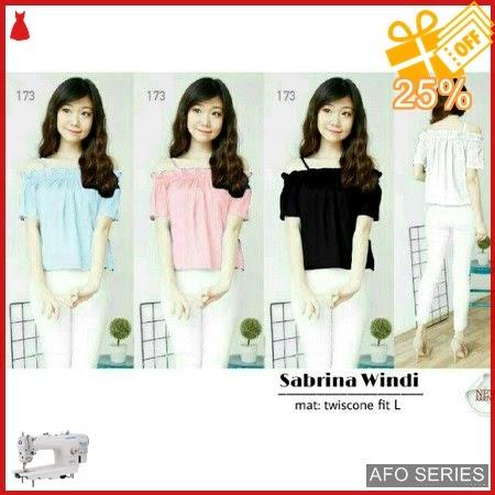AFO346 Model Fashion Sabrina Windi Modis Murah BMGShop