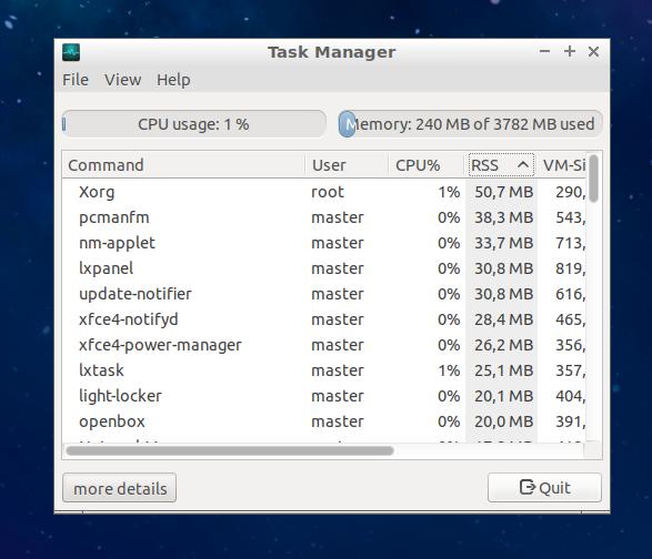 Lubuntu 18 04 and 18 10: Between LXDE and LXQt
