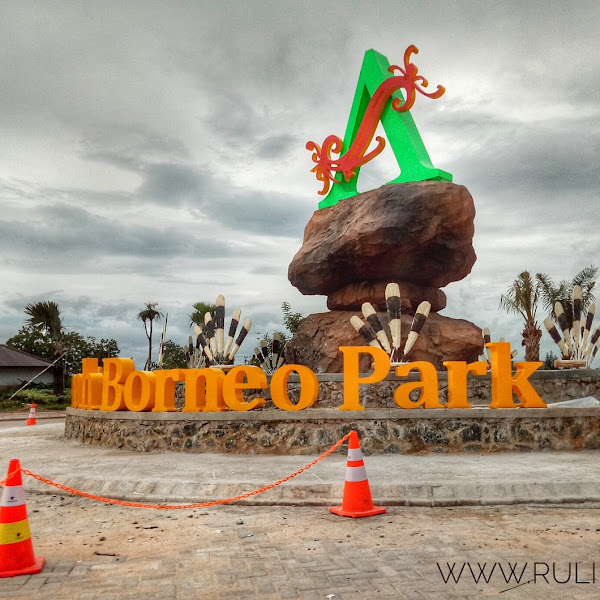 Amanah Borneo Park Banjarbaru, Review 2017 on Progress