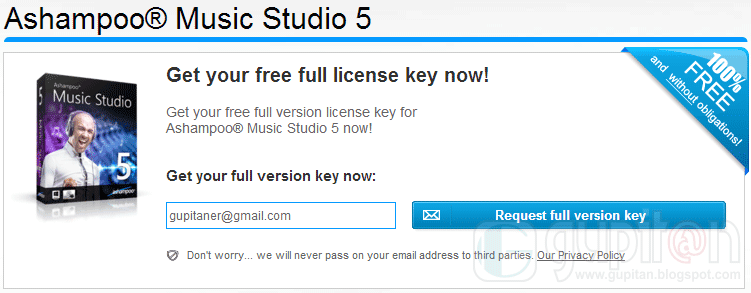Download Ashampoo Music Studio 5 Full Legal License 3