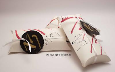 Kalligrafie Schachtel