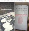 iPhone 6s hao nguồn mất vân tay