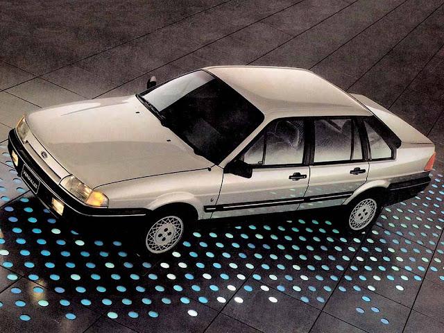 Ford Versailles Ghia 1991