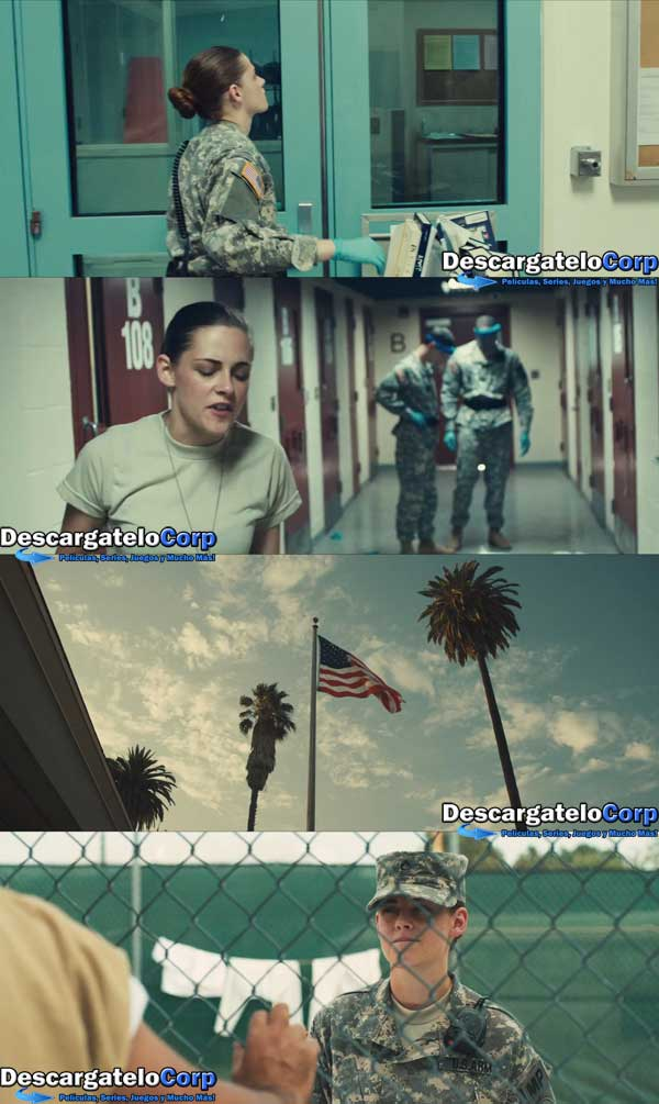 Atrapada en Guantanamo HD 720p Latino