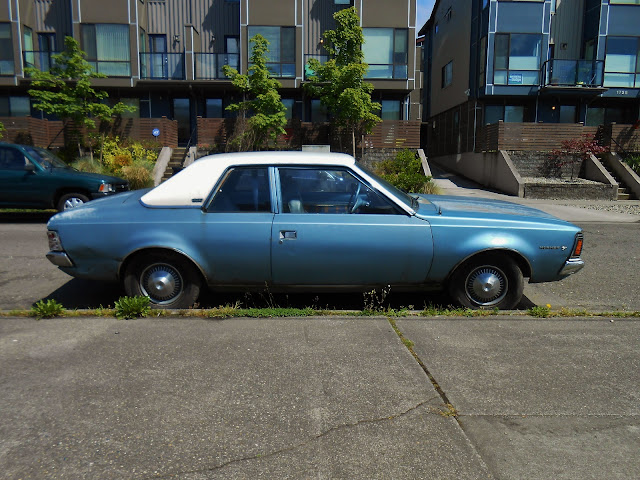 Seattle S Parked Cars 1972 Amc Hornet Sst