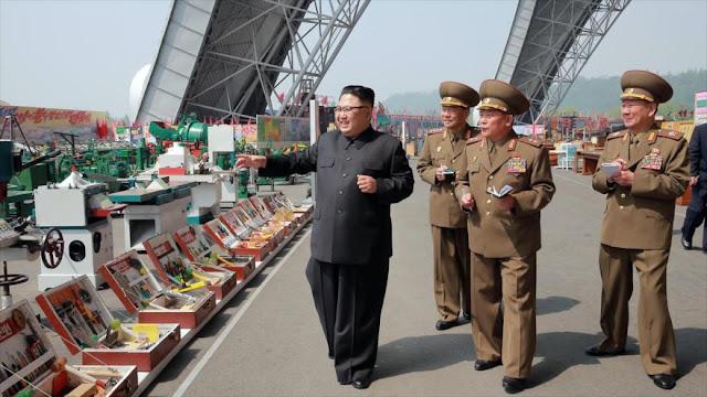 "EEUU acusa a líder norcoreano de estar en un ""estado de paranoia"""