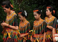 the unique culture of Indonesia