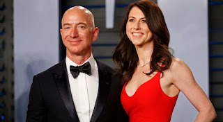 Bezos divorce set to reshape world's richest ranking
