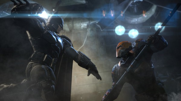 Batman Arkham Origins Full Version