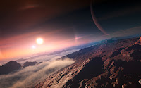 exoplanet from moon