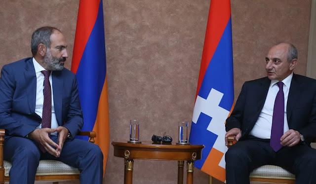 Pashinyan rechaza concesiones hasta que Bakú reconozca la autodeterminación de Artsaj