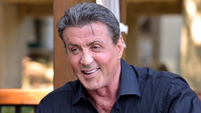Fotos de Sylvester Stallone con apariencia desmejorada alarmó a sus fanáticos