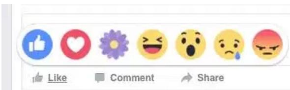 Flower on Facebook