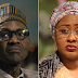 Incase you don't know, Mrs Aisha has left to visit her hubby, Muhammad Buhari in UK