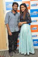 Shravya in skirt and tight top at Vana Villu Movie First Song launch at radio city 91.1 FM ~  Exclusive 143.JPG