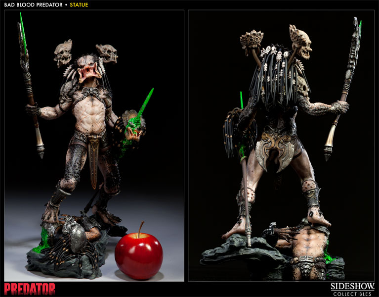 Titans Terrors and ToysThe New Bad Blood Predator Statue
