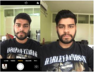 Cara Memantulkan Atau Membalik Foto Pada iPhone / iPad