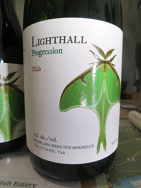 Lighthall Progression Sparkling 2016 (88 pts)