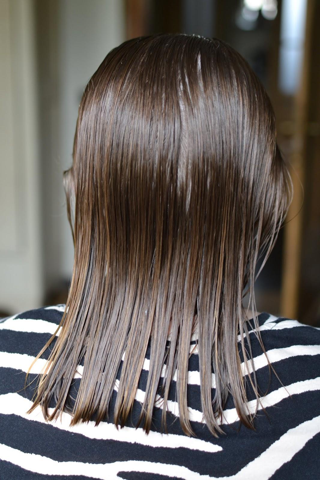 gładkie włosy pielęgnacja