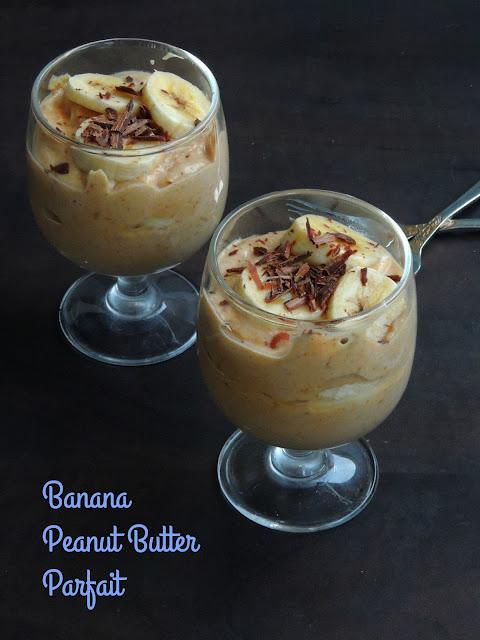 Peanut butter, Banana parfait.jpg
