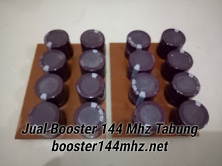 Reticfier Booster Tabung