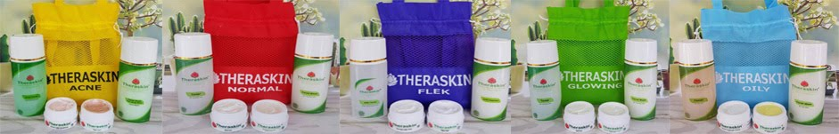 Theraskin Normal | Glowing | Flek | Acne | Oily