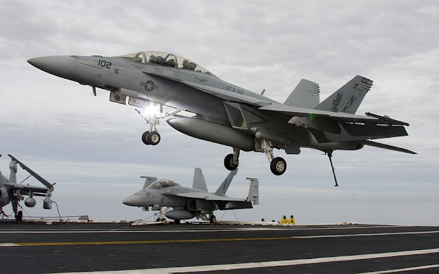 ALL NAVY F/A-18 E/F SUPER HORNETS GROUNDED