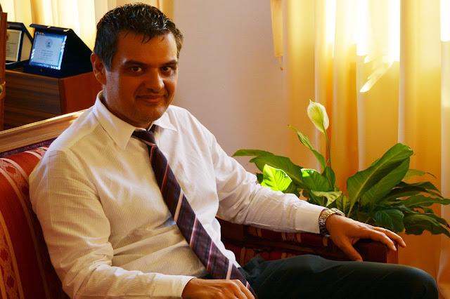 Ποίος είναι ο νέος διοικητής του νοσοκομείου Ναυπλίου Γεώργιος Φαράντος