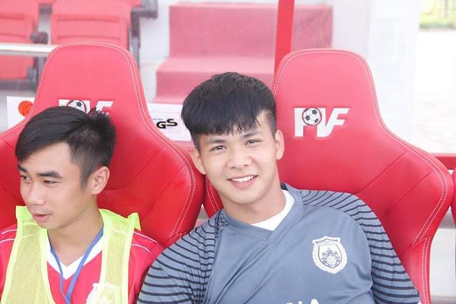 Trương Thái Hiếu – thủ môn sinh năm 2000
