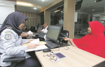 Tunggu Konfirmasi Pusat Untuk Kembalinya Sistem Online Urus Paspor