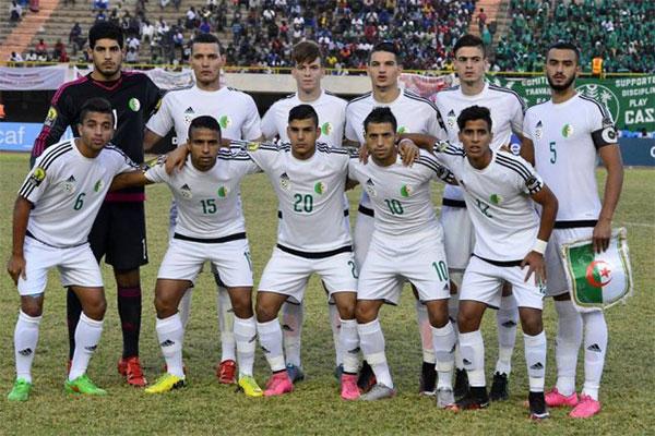 نتيجة مباراة الجزائر وليبيا اليوم الجمعة 18/8/2017 Algeria vs Libya في تصفيات كأس الأمم الأفريقية 2018 للمحليين