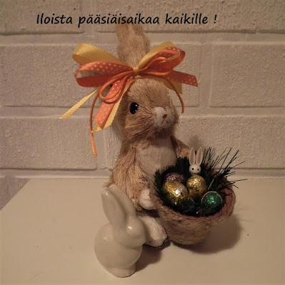 pupu, munakori, pääsiäinen, pääsiäistervehdys