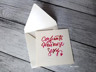 Bulles de Plume Box Pause Moderne Mars 2019 La Confiante