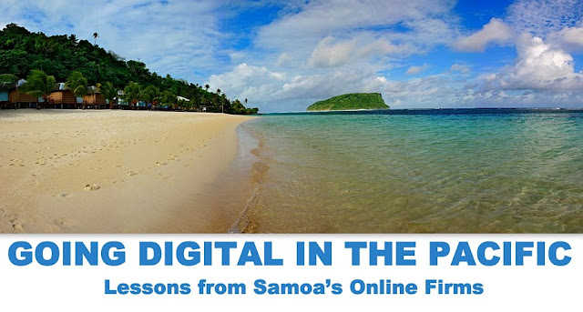 SITREP | Going Digital in the Pacific: Lessons from Samoa's Online Firms