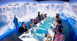 Restoran Termahal Di Dunia Sublimotion, Ibizi