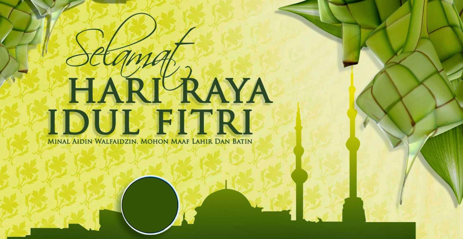 Ucapan Idul Fitri 2016