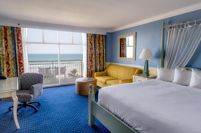 The Shores Resort & Spa em Daytona Beach: quarto