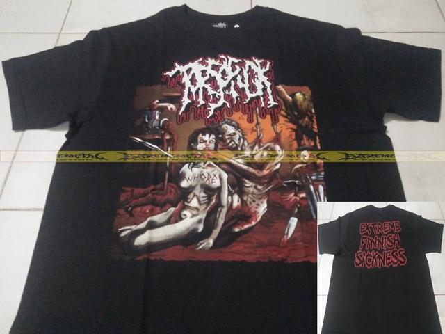 T-Shirt Torsofuck