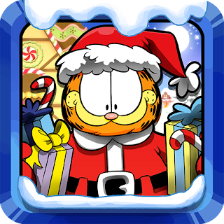 Garfield Saves The Holidays Mod APK V1.0.4 Money/Gems