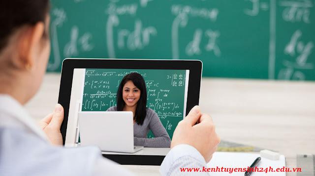 học trung cấp trực tuyến từ xa