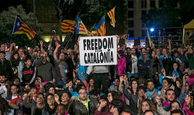 Carles Puigdemont, katalán-függetlenség, katalán-népszavazás, Katalónia, kisebbségek, kisebbségi jogok, önrendelkezés, Spanyolország