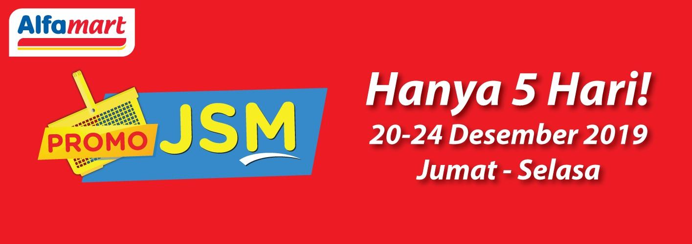 Promo Jsm Alfamart Minggu Ini 20 24 Desember 2019