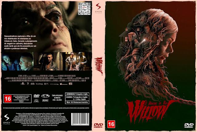 Capa DVD O Demônio da Rua Willow [Custom]