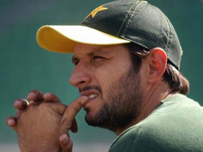 Shahid Afridi Normal Resolution HD Wallpaper