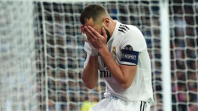 Statistik Mengejutkan Di Balik Eliminasi Memalukan Real Madrid