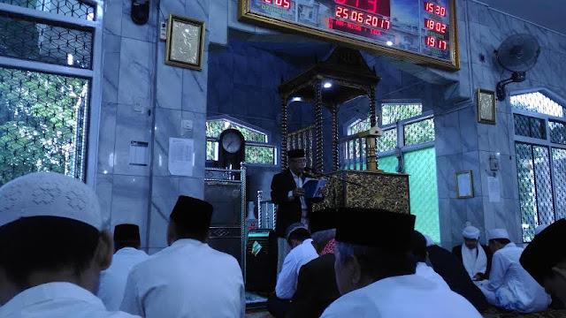 Idul Fitri, H Iskandar Ajak Jaga Kebersamaan