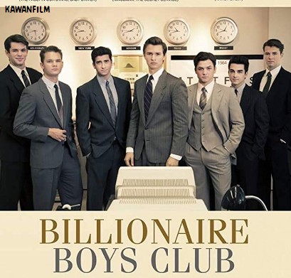 Billionaire Boys Club (2018) Bluray Subtitle Indonesia